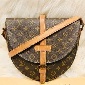 Authentic Louis Vuitton Chantilly GM #3.5T